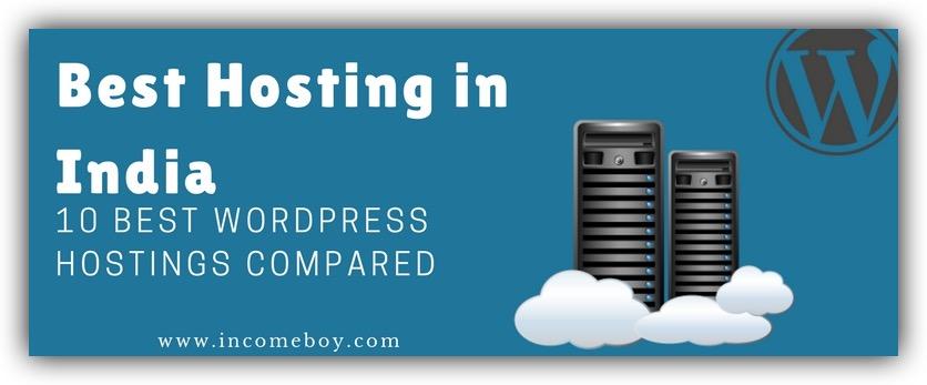 Best hosting in india